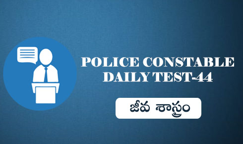 POLICE CONSTABLE DAILY TEST-44