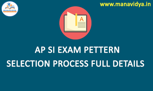 ap si exam pattern and selection process