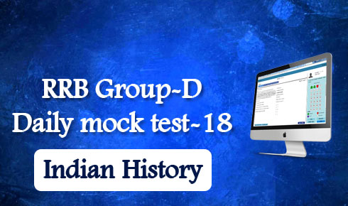 RRB Group-D Daily mock test-18