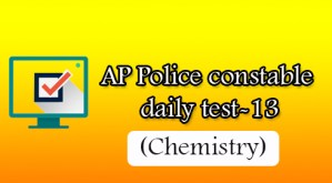 AP Police constable daily test-13