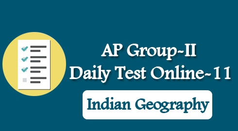 AP Group-II Daily Test Online-11