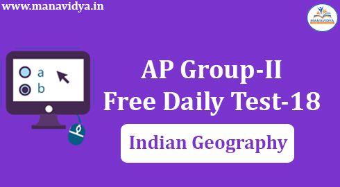 AP Group-II Free Daily Test-18