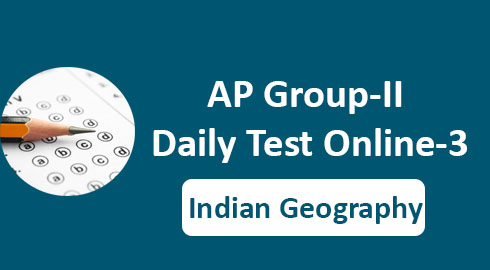 AP Group-II Daily Test Online-3
