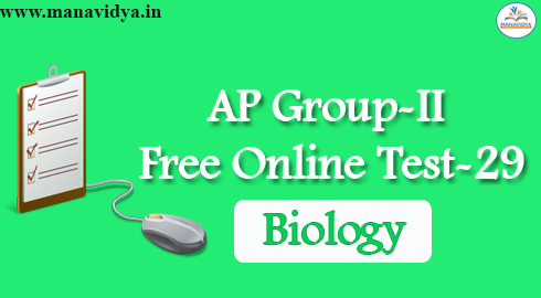 AP Group-II Free Online Test-29