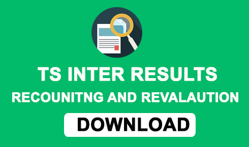 inter results of recounting and revaluation
