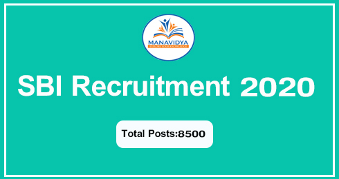 sbi po recruitment 2020,