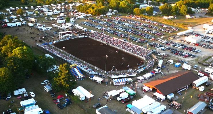 Around Town Manawa Wisconsin Manawa Mid Western Rodeo