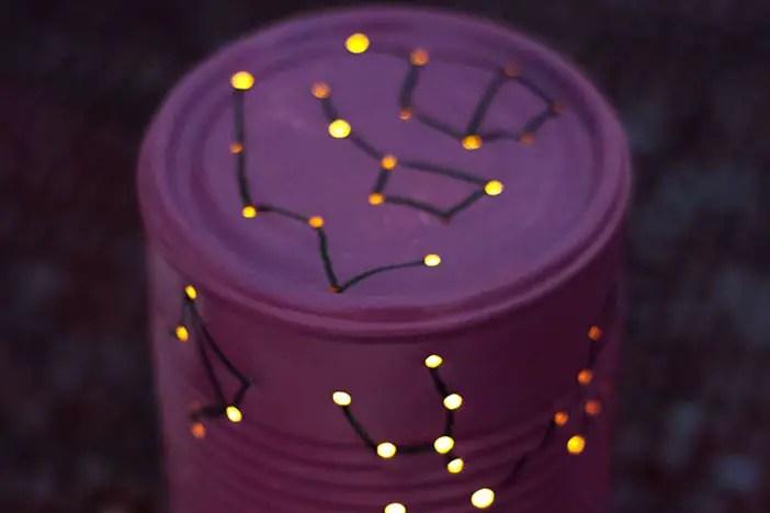 diy une lanterne cosmos pour clairer les murs de constellations manayin. Black Bedroom Furniture Sets. Home Design Ideas