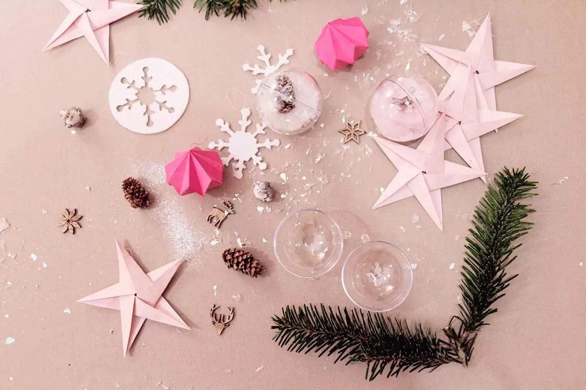 Décoration de Noël fait-main : Le sapin en DIY