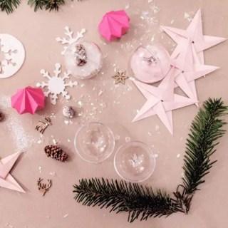 DIY décoration pour sapin de Noël graphic