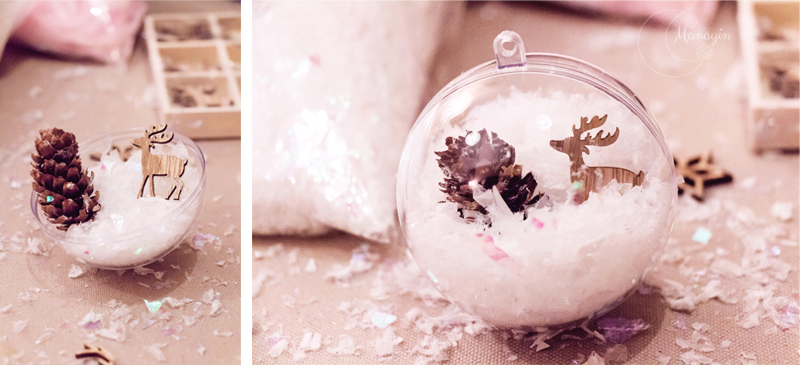 DIY décoration sapin de Noël