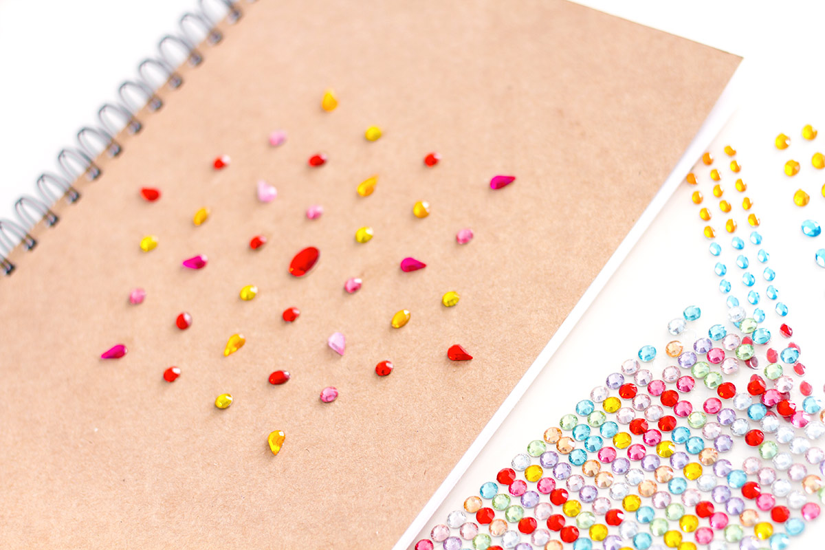 DIY cahier boho : Comment customiser facilement un carnet kraft