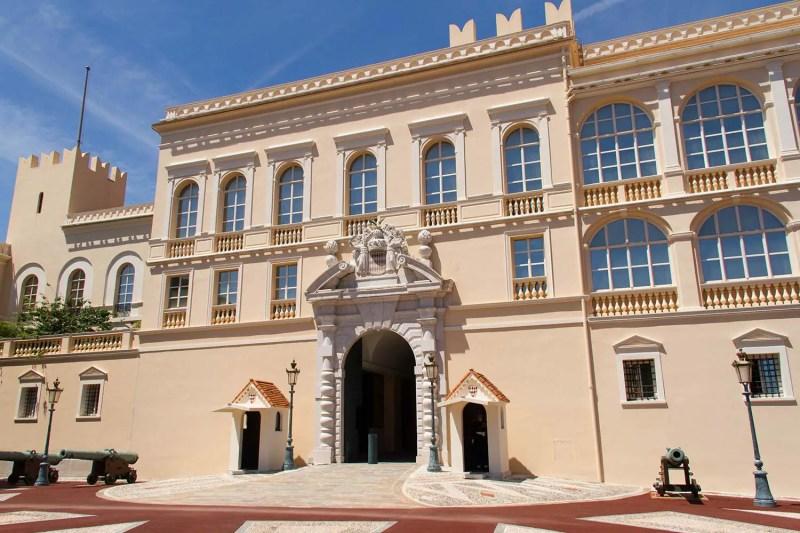 Palais princier - Monaco