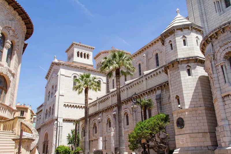 Cathédrale St-Nicolas à Monaco