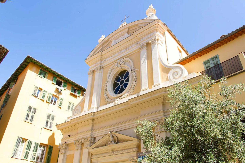 Chapelle Sainte-Croix - Nice