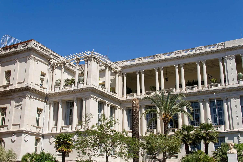 Palais préfecture - Nice