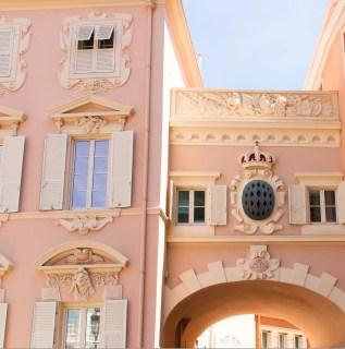 Une balade à… Monaco graphic