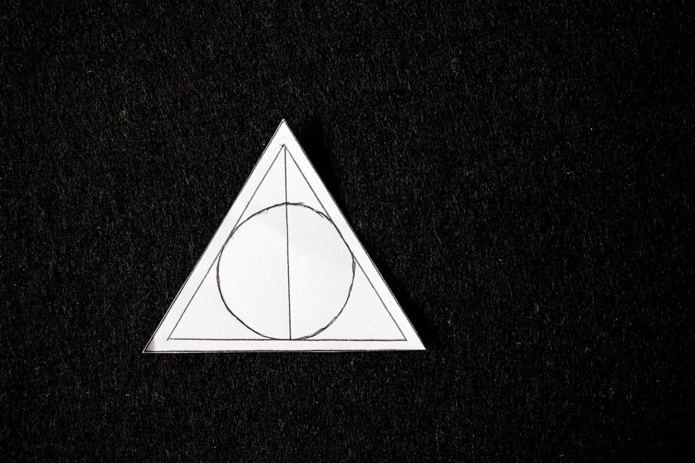 DIY porte-clés Harry Potter