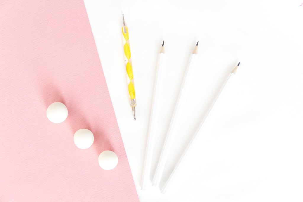 DIY automne : crayons customisés