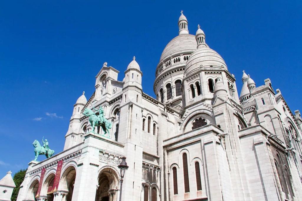 Sacré-coeur - Montmartre