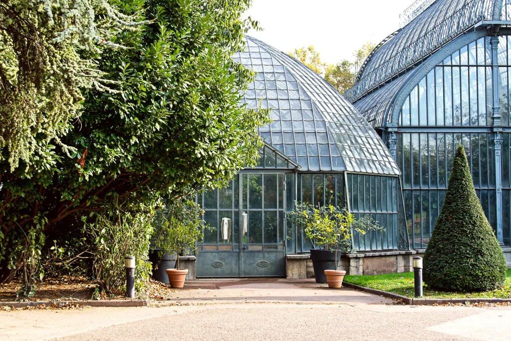 Parc de la tête d'or - Lyon - jardin botanique