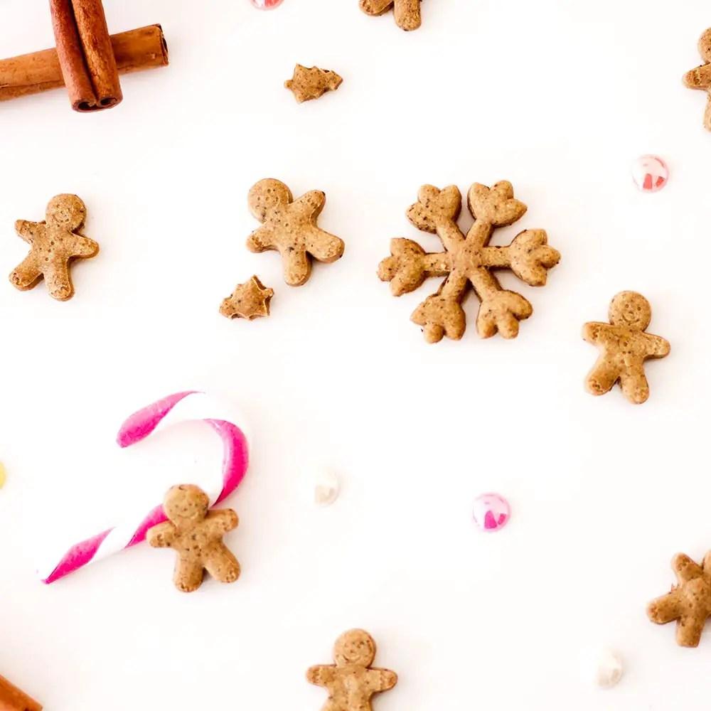 Recette : Sablés de Noël aux épices – sans gluten et sans oeufs
