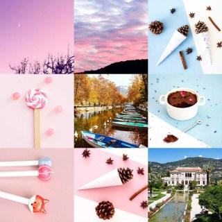 Rétrospective 2017 – Les 12 «meilleurs» DIY de 2017 et mon «best nine» sur Instagram ! graphic