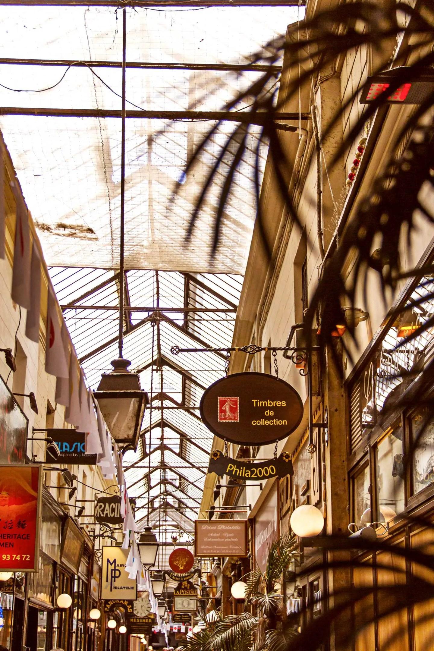 Passage des Panoramas - Paris