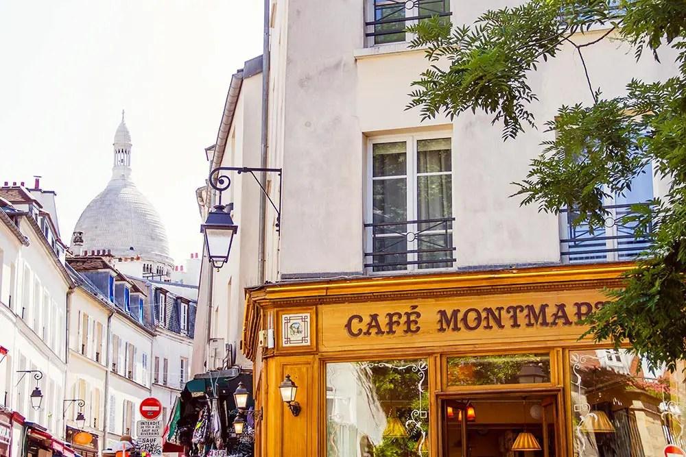 Une balade à… Montmartre, et dans les passages couverts de Paris