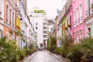 Une balade à… Paris, dans la rue Crémieux et le passage Lhomme ! graphic