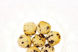 Recette de cookies «healthy» (sans gluten, sucre raffiné…) graphic
