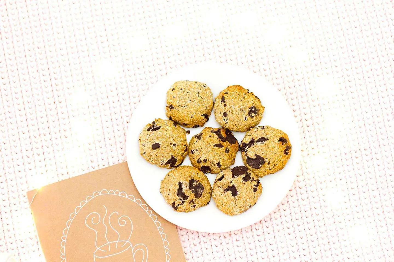 Recette de cookies healthy