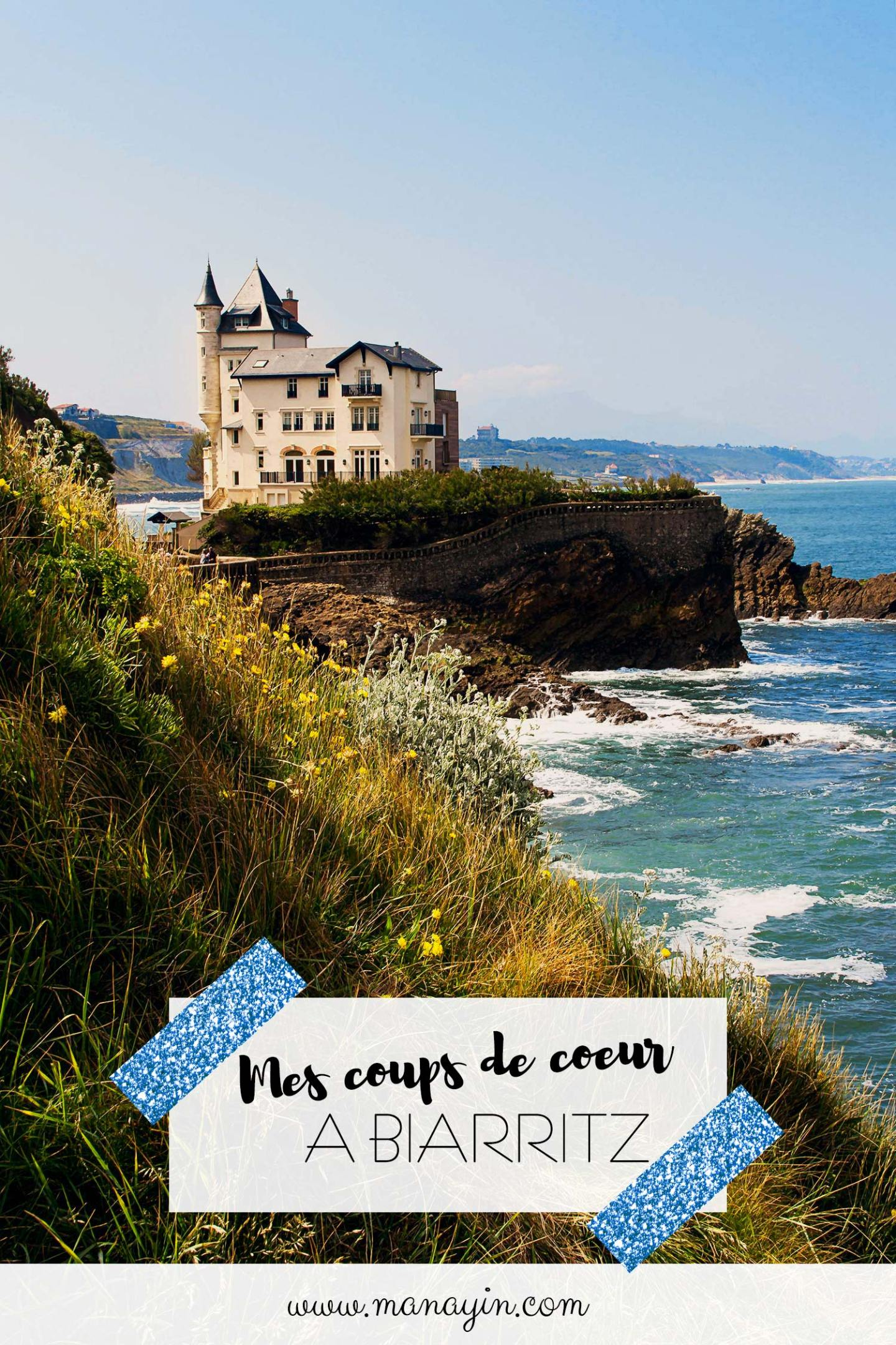 Pays Basque - Biarritz - Villa Belza