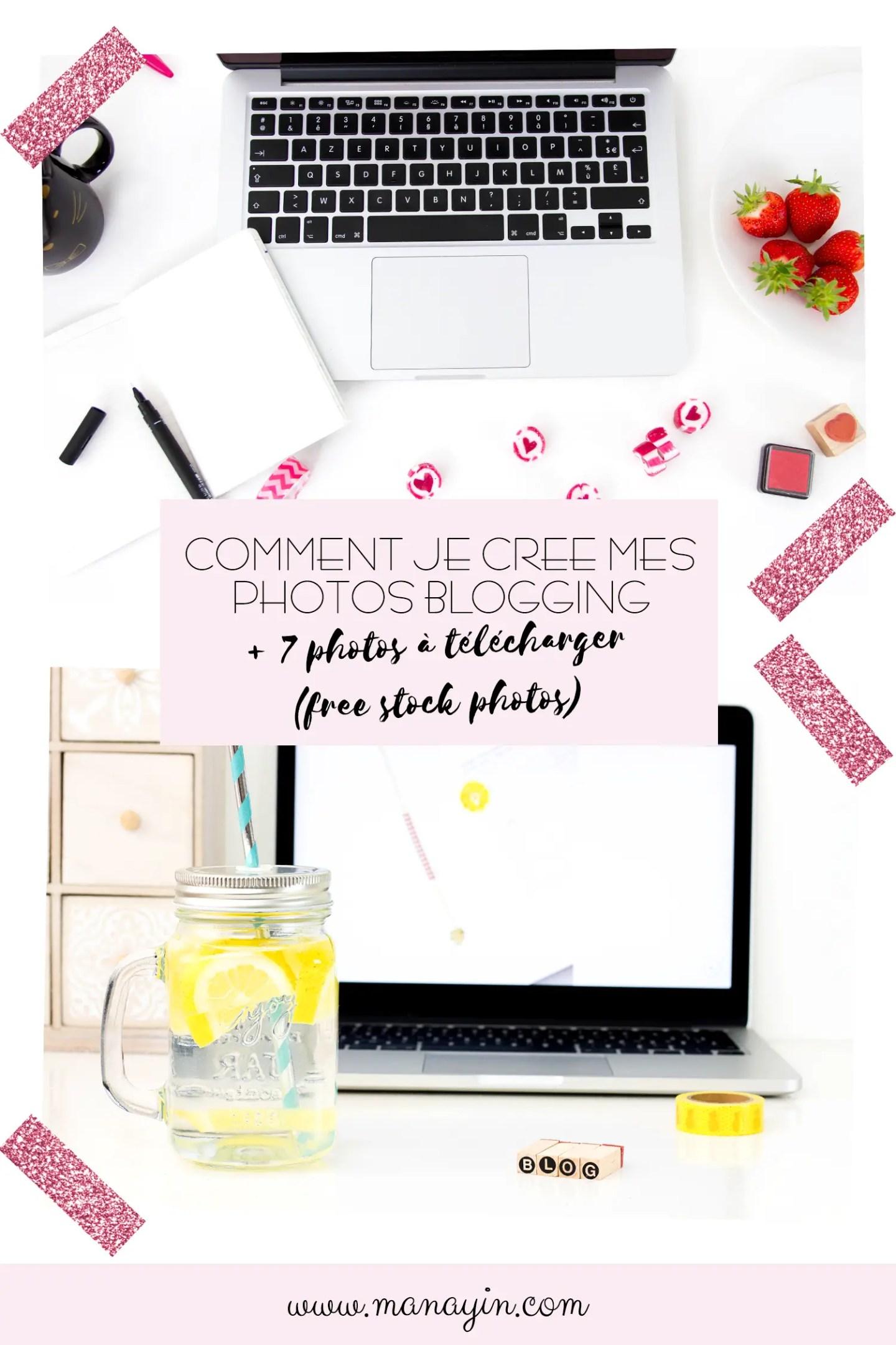 Photos blogging - photos blogueuse