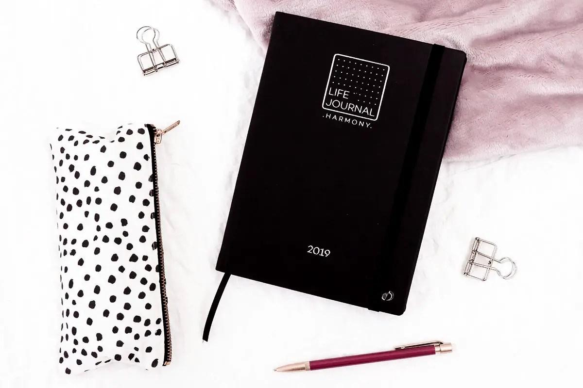 Life Journal Harmony de Quo Vadis : s'organiser en 2019