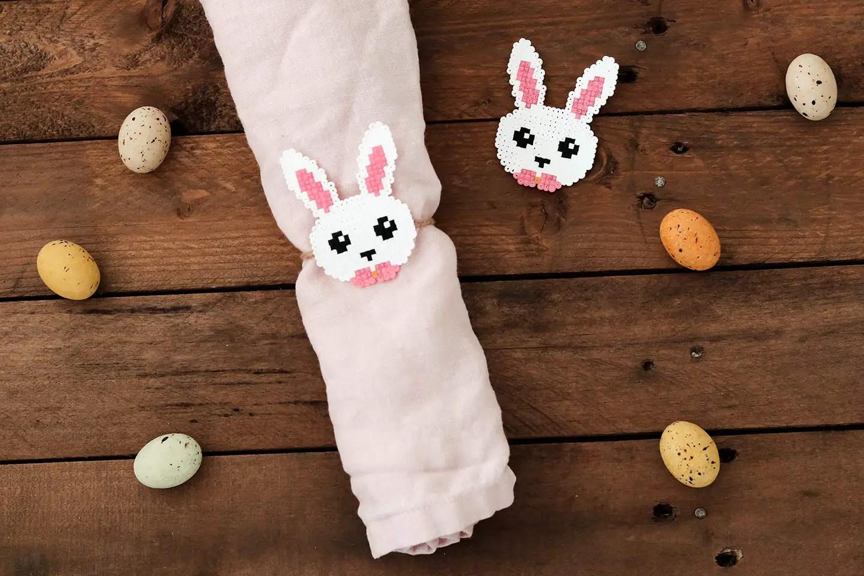 Déco de Pâques lapin
