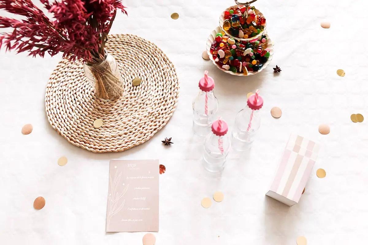 7 idées et conseils pour un EVJF façon «bridal shower»