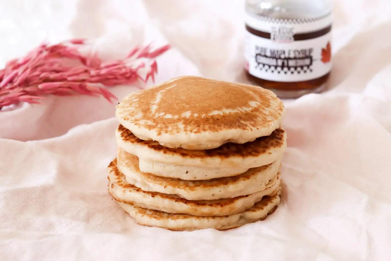 Pancakes sirop d'érable