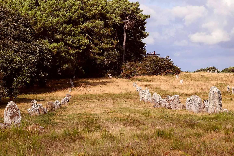 Mégalithes à Carnac