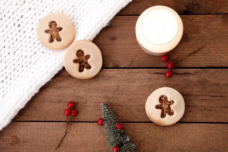 Biscuits de Noël à la figue
