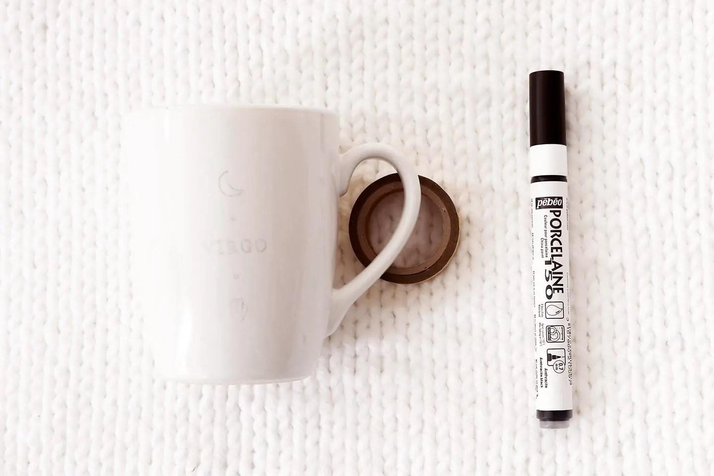 Technique mug personnalisé