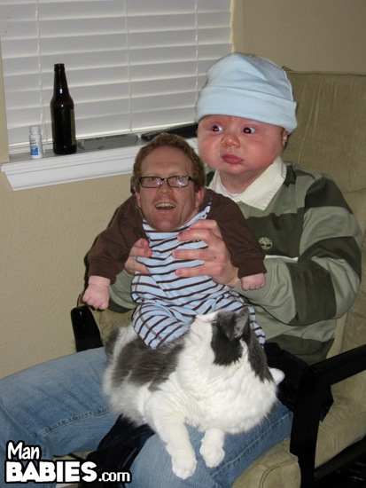 ManBabies.com - Dad?
