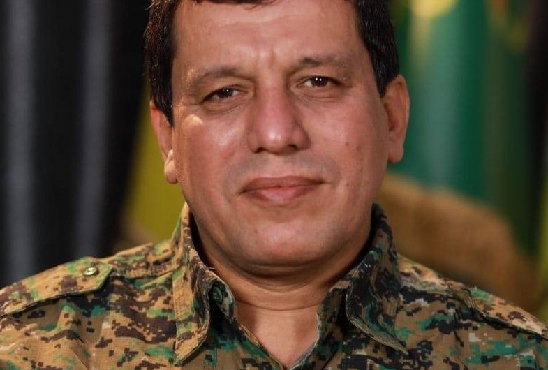 SDF Commander In Chief: AANES on right path