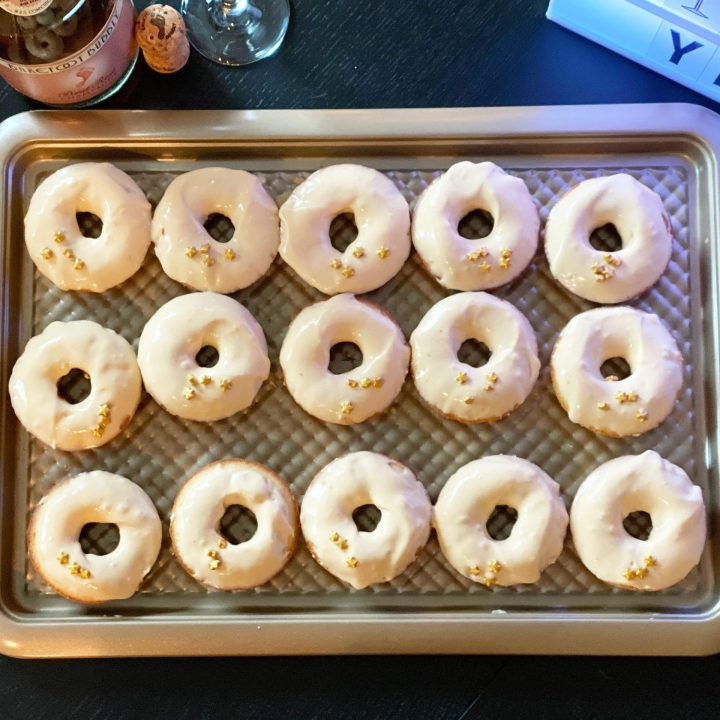 Champagne Donuts