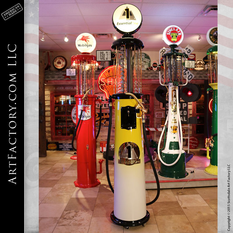 Essential One Visible Gas Pump