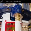 Fry model 117 visible gas pump
