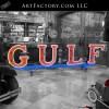 Original Gulf Oil Neon Sign