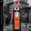 Phillips 66 Ethyl Gas Pump
