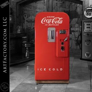 Vintage Vendo 39 Coca-Cola Machine