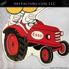 Vintage Esso Tractor Sign